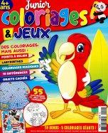 Junior Coloriages Jeux