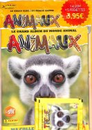 Animaux Album + Stickers