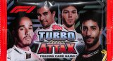 Tops Turbo Attax Trading Card Formule 1