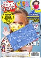Guide De Survie Kids + Masque 7/12ans Lavable