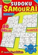Diverti Sudoku Samouraï Niv 3-4