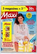 Maxi + Maxi Cuisine +Maxi Hors-Série