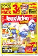 Jeux Vidéo Magazine.com Junior + Jeux Vidéo Magazine.com