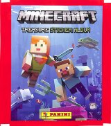 Sticker Minecraft Panini