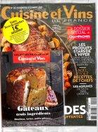 Cuisine et Vins de France + Livre