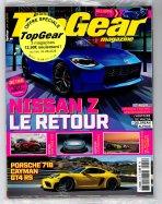 Top Gear Offre Couplée 3 Numéros
