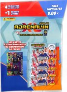 Pack Supporter Trading Cards Officiel ligue 1 Panini