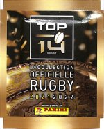Vignette Panini Top 14 Rugby 2021-2022