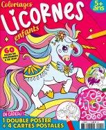 Coloriages Licornes Enfants