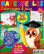 Maternelles Coloriages & Jeux 4ans+