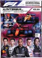 F1 Stickers Starter Album 2021