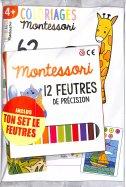 Coloriages Montessori