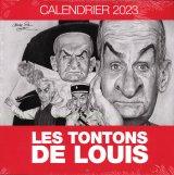 Calendrier 2022 - Les Tontons de Louis