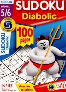 SC Sudoku Diabolic Niveau 5/6