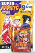Cartes à Jouer Naruto - 1 Starter rare