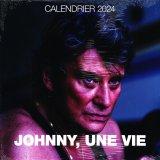 Calendrier 2022 Johnny, une Vie