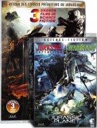 Jurassic Expedition, Warbirds, Jurassic Plane 3 DVD
