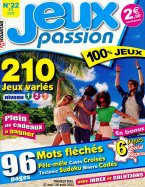 MG Jeux Passion
