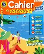 SC Cahier de Vacances pour Adultes Hors-Série