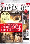 La Grande Histoire du Moyen Âge + Livre