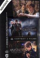 Coffret 2 Films : Les Animaux Fantastiques / Les Crimes de Grindelwald