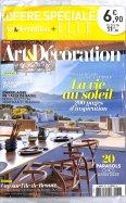 Art & Décoration + Elle Décoration