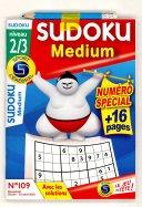 SC Sudoku Médium Niv. 2/3