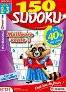 MG 150 Sudoku Niv 2-3