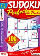 MG Sudoku Perfect de Poche Niv 4-5