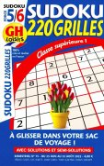 GH Sudoku 220 Grilles 5/6