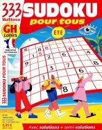 GH-333 Sudoku Pour Tous Automne