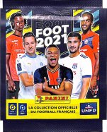 Pochette Sticker Panini Ligue 1/2 2021