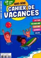 Cahier de Vacances CM2 vers la 6e