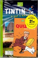 Tintin C'est l'Aventure + Livre