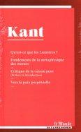 Kant - Qu'est ce que les Lumières ?