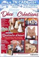 Atelier Déco & Créations + Magazine Offert Loisirs Créatifs
