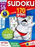 SC Sudoku 170 grilles Niv 5/6