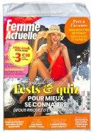 Femme Actuelle + Cuisine Actuelle Hors-Série