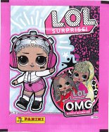 Pochette Sticker Panini L.O.L Surprise
