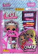 L.O.L Surprise Panini Album + Pochettes