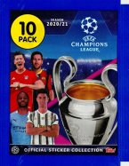 Uefa Champions League Sticker topps