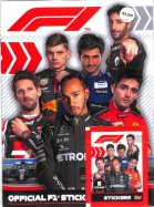 Formule 1 Album + Sticker (REV)
