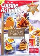 Cuisine Actuelle + Cahier Recettes