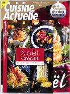 Cuisine Actuelle Hors-Série + Livre Recettes
