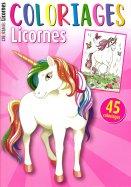 Coloriages Licornes