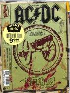 Rock Hard Pack 2 Magazines ACDC