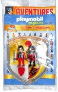 Aventures Kid'z + Playmobil Magazine