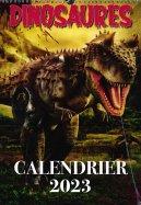 Calendrier 2021 Dinosaures