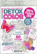 Détox Color + un 2ème Magazine Offert
