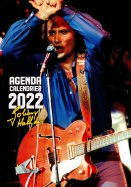 Agenda / Calendrier 2021 Johnny Hallyday